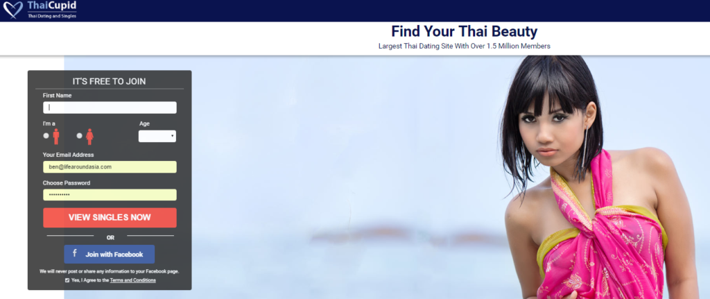 What are the best thai dating sites