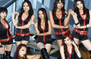 Girls hottest taiwanese Top 10
