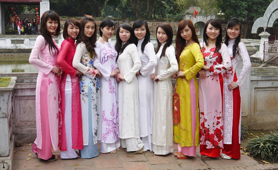 vietnam girls