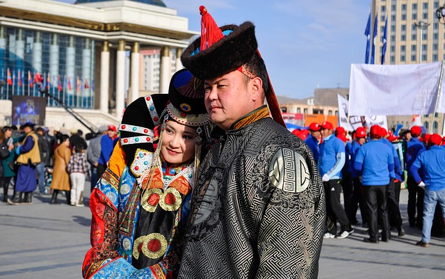 dating a mongolian man